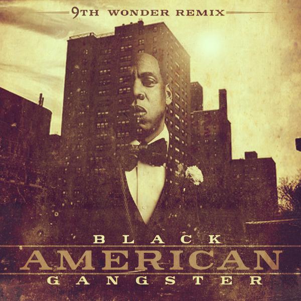 Black American Gangster Version IV-1