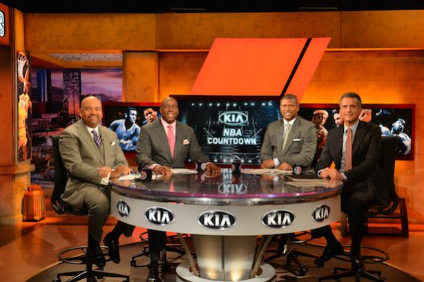 Kia NBA Countdown - November 2, 2012