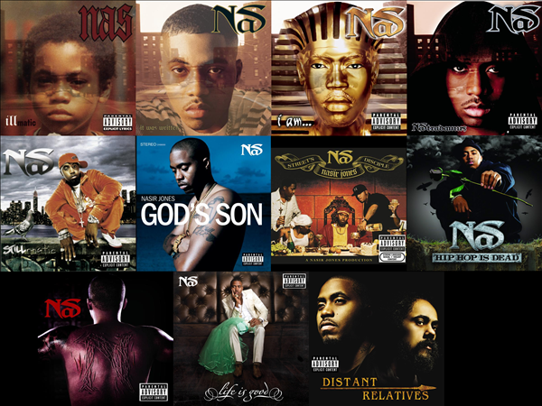 The Favs: Top 3 Nas Albums After illMatic – Just My Thoughts